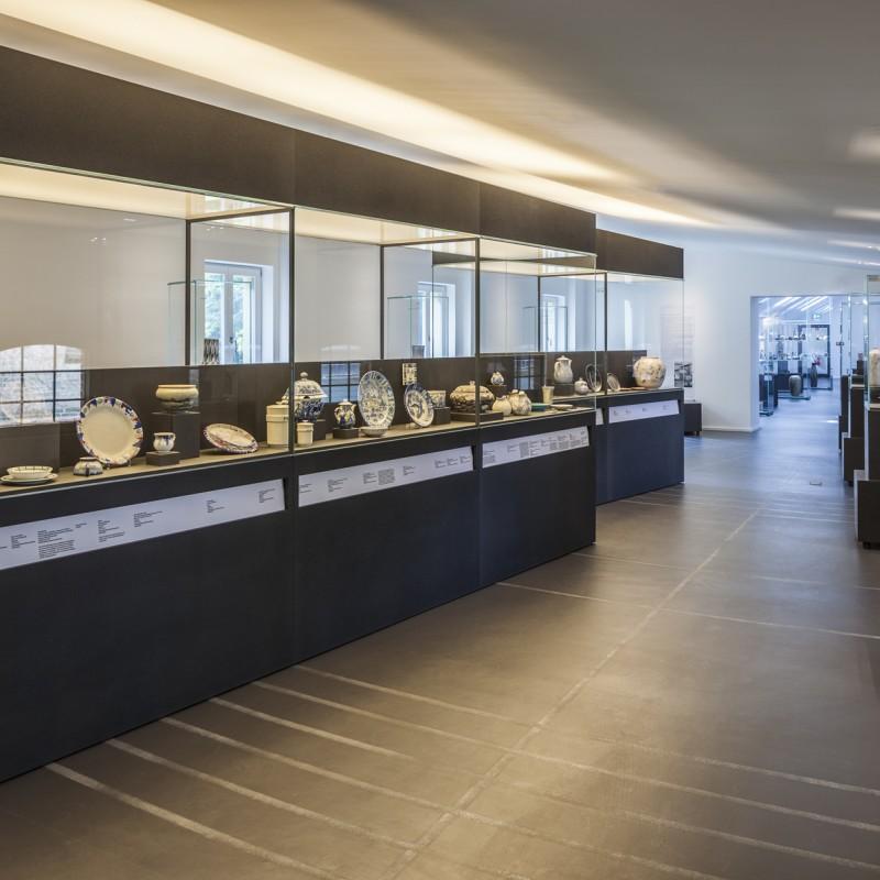 Blick in das Hedwig Bollhagen Museum
